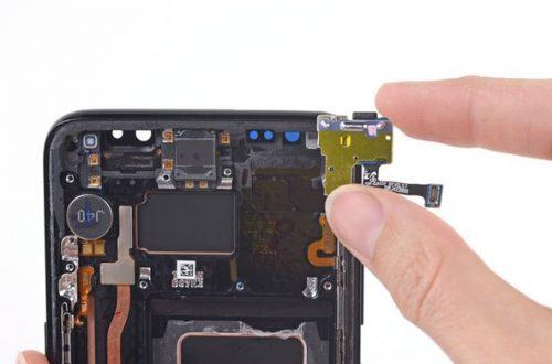Hướng dẫn thay thế cảm biến tiện cận Galaxy S8