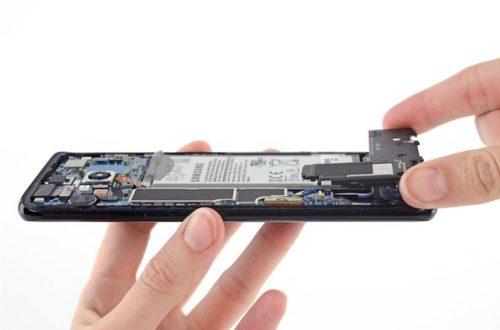 Hướng dẫn thay thế loa ngoài Galaxy S8