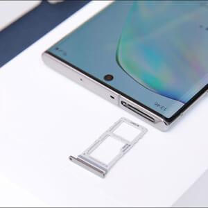 khay sim khay thẻ nhớ Samsung Galaxy Note 10 Plus chính hãng giá rẻ hà nội hcm