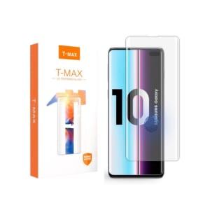 mua miếng dán kính cường lực samsung s10 plus full keo uv t-max giá rẻ hà nội hcm