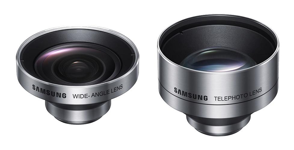 Hai ống kính Lens dành cho Samsung Galaxy S8