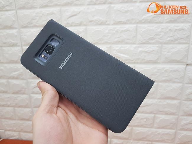 Bao da Led view cover Galaxy S8 giá cực tốt