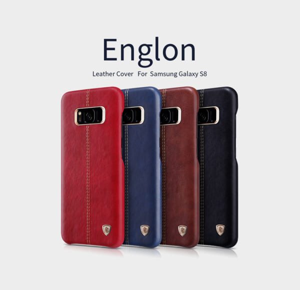 ốp lưng Englon Leather Nillkin