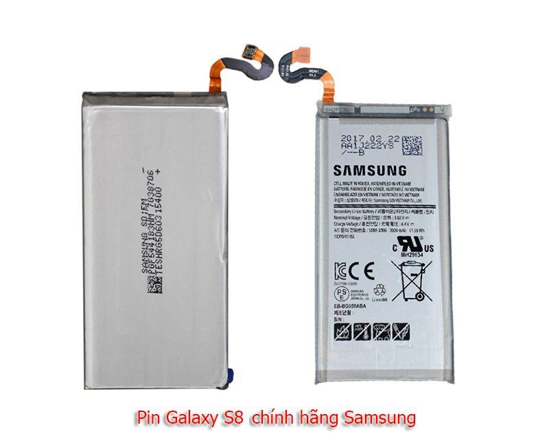 Pin Galaxy S8