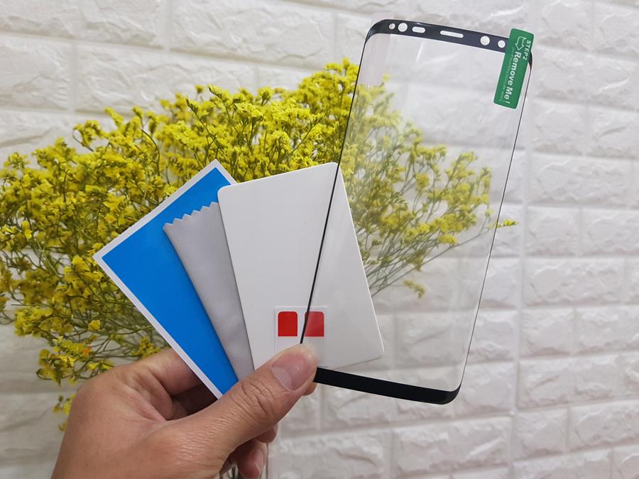 Miếng dán dẻo full màn hình cho Galaxy S8