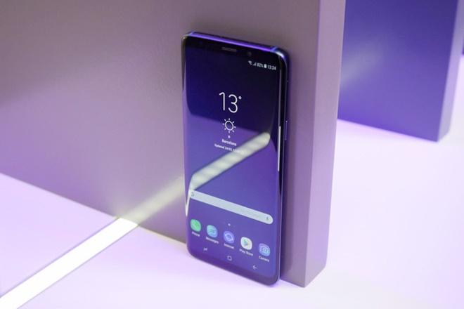 Samsung Galaxy S9 đã lộ diện