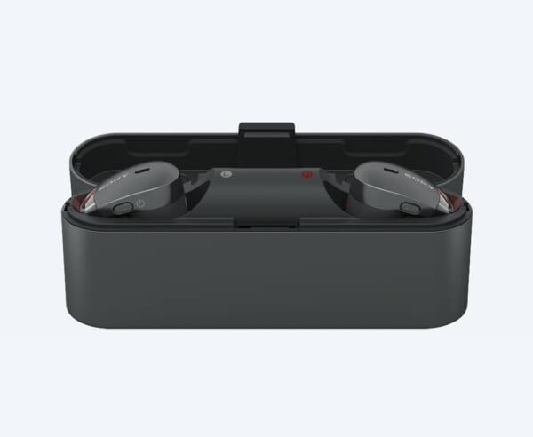 Tai nghe bluetooth Sony WF-1000X chống ồn hiệu quả