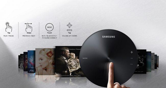 Loa bluetooth Samsung 360 R1 WAM1500 chính hãng