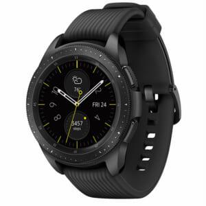 Đồng hồ thông minh Samsung Galaxy Watch 42mm - Black chính hãng