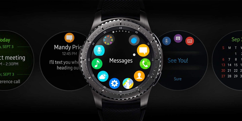 Đồng hồ Samsung Gear S3 frontier chính hãng