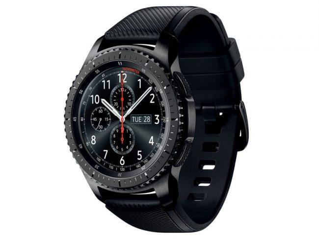 Đồng hồ Samsung Gear S3 frontier 46mm chính hãng