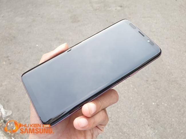 Dán dẻo UV Galaxy S8 Plus full màn hình: