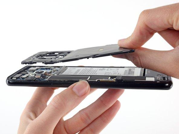 Hướng dẫn thay thế cảm biến tiện cận Samsung Galaxy S8