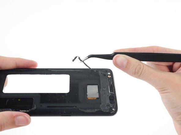 Hướng dẫn thay thế màn hình Samsung S8