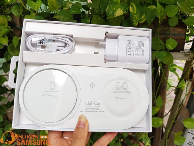 địa chỉ mua đế sạc đôi không dây Samsung Note 10 chính hãng giá rẻ Hà Nội, TPHCM