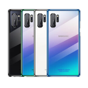 Ốp lưng clear Cover Samsung Note 10 Plus chính hãng giá rẻ