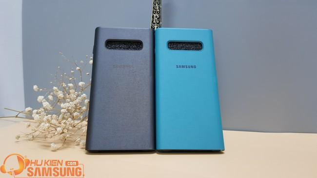 Địa chỉ mua bao da Led View Samsung S10 Plus chính hãng giá rẻ có bảo hành ở đâu Hà Nội, TPHCM?