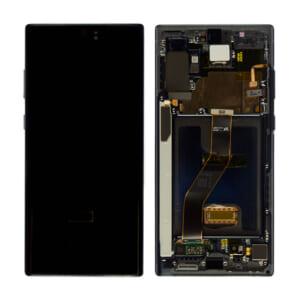 thya thế màn hình Samsung Galaxy Note 10 Plus 5G chính hãng giá bao nhiêu ở đâu có bảo hành