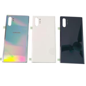 Thay nắp lưng Samsung Note 10 Plus chính hãng giá bao nhiêu Hà Nội HCM