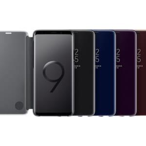 địa chỉ mua Bao da Clear View Samsung S9 Plus chính hãng giá rẻ có bảo hành hà nội hcm