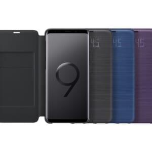 mua Bao da Led View Samsung S9 Plus chính hãng giá rẻ có bảo hành hà nội hcm