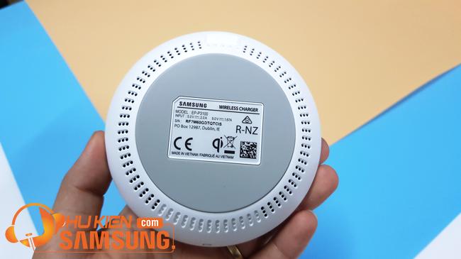 địa chỉ mua Đế sạc không dây Samsung cho điện thoại và đồng hồ P3100 chính hãng giá rẻ có bảo hành hà nội hcm