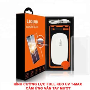 địa chỉ mua miếng dán kính cường lực samsung s9 plus full keo uv t-max tốt nhất giá rẻ hà nội hcm
