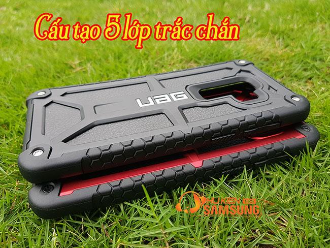 địa chỉ mua Ốp lưng chống sốc Samsung S9 Plus UAG Monarch chính hãng giá rẻ hà nội hcm