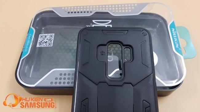mua Ốp lưng chống sốc Samsung S9 Plus Nillkin Defender chính hãng giá bao nhiêu ở đâu hà nội tphcm