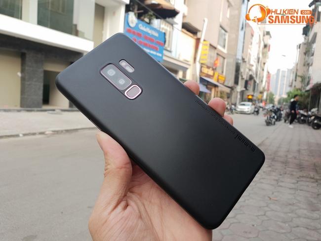 Ốp lưng Samsung S9 Plus siêu mỏng Memumi đẹp độc giá rẻ chính hãng bảo vệ tốt