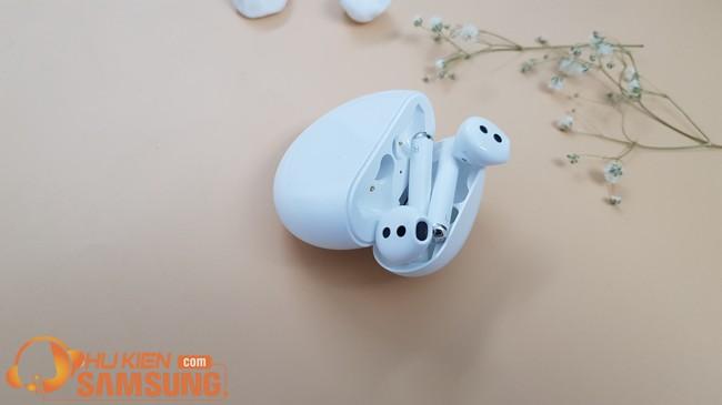 Mua tai nghe không dây bluetooth Huawei FreeBuds 3 fullbox chính hãng giá bao nhiêu có bảo hành ở đâu Hà Nội TPHCM