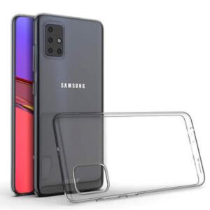 ốp lưng Samsung A51 siêu mỏng silicon đẹp hiệu Olixar
