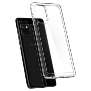 Ốp lưng Samsung S20 Plus Silicon dẻo trong suốt kèm máy giá rẻ hà nội tphcm