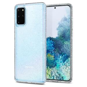 Ốp lưng Samsung S20 Plus Spigen Liquid Crystal Glitter siêu đẹp xịn chính hãng giá rẻ