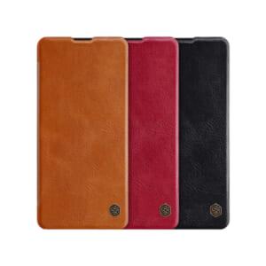 Bao da Nillkin Qin Samsung Note 10 Lite chính hãng tiện ích bền đẹp giá rẻ hà nội tphcm