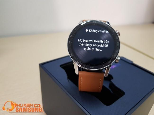 Smartwatch Huawei Honor Magic Watch 2 có phát nhạc