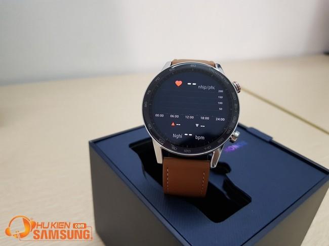 Đánh giá review tổng quan đồng hồ thông minh Huawei Honor Magic Watch 2 chính hãng