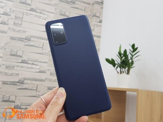 Ốp lưng siêu mỏng Samsung Galaxy S20+ Memumi chính hãng đẹp bảo vệ chống xước tốt