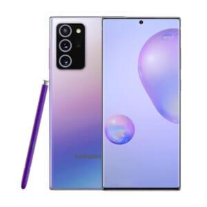 Dán kính cường lực Samsung Note 20 Ultra full màn hình keo UV