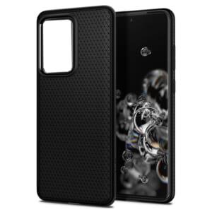 Ốp lưng Samsung Note 20 Ultra Spigen Liquid Air chống sốc chống bám vân tay giá rẻ