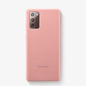 Ốp lưng Samsung Note 20 Ultra Silicon màu chính hãng đẹp giá rẻ