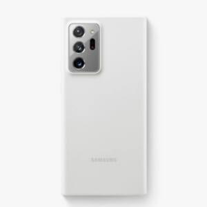 Ốp lưng Samsung Note 20 Ultra Silicon màu