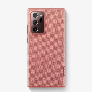 Ốp lưng Samsung Note 20 Ultra Kvadrat vải đẹp chính hãng giá rẻ