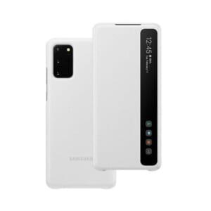 Bao da Samsung S20 FE Clear View chính hãng giá rẻ zin có bảo hành Hà Nội TPHCM