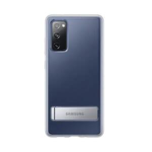 Ốp lưng Samsung S20 FE Clear Standing chính hãng đẹp độc giá rẻ trong suốt có thanh chống