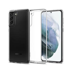 Ốp lưng Samsung S21 Plus Memumi trong suốt cứng xịn chính hãng giá rẻ
