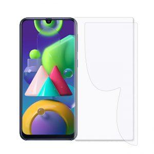 Dán PPF full màn hình Samsung M02 nhạy cảm ứng chống xước tốt Rock Space chính hãng giá rẻ ở hà nội tphcm