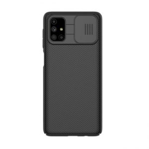Ốp lưng Samsung M51 Nillkin che camera sau đẹp độc xịn chính hãng giá rẻ