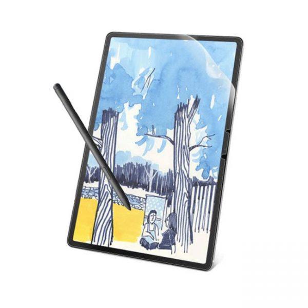 Dán PPF full màn hình Galaxy Tab S7 Plus chống xước nhạy cảm ứng xịn tốt nhất Rock Space giá rẻ