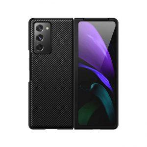 Ốp lưng Galaxy Z Fold2 vân carbon chống bám vân tay xước sốc đẹp xịn giá rẻ ở hà nội tphcm